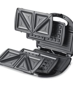 SMM01. 550x550 - KENWOOD SANDWICH MAKER GRILL 3 IN 1 SMM01