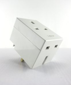 TR 5513 2 scaled 1 - Tronic 13A Multi Plug With Fuse TR5513