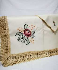 WhatsApp Image 2020 06 03 at 7.43.54 PM - Table cloth - 8 seater with Napkins - Design 1