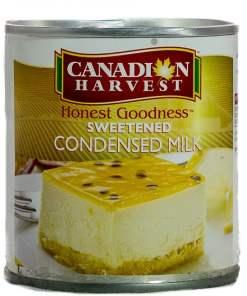 c5d802e29f600687f766ec37e46534a3 - Canadian Harvest Sweetened Condensed Milk 390g