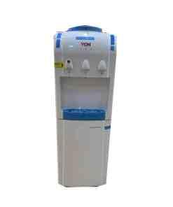 dispenser - Von  Water Dispenser 3 Taps Refrigerator Silver HWDV 2220 S