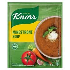 download 8 6 - Knorr Soup Minestrone 6x10x50g