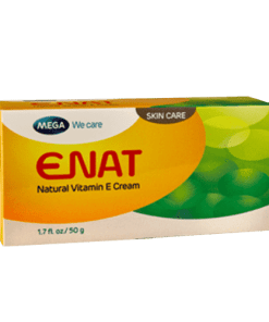 enat 1 - ENAT CREAM... Natural Vitamin E cream for Softer and smoother skin