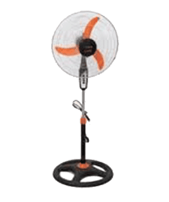 "mo fan 1 - Mo Electro 18"" Electric stand Fans- ET4508R"