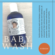 Kobashi Calendula Body Wash