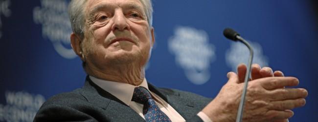 Gehackte Dokumente beweisen: So macht George Soros in der Ukraine US-Politik