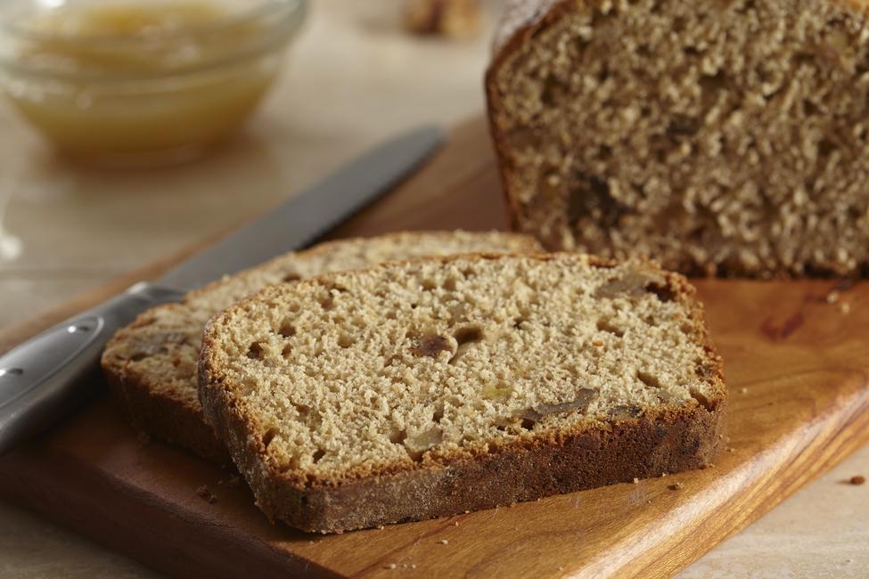 Homemade Sugar Free Banana Bread Recipe With ZUGA™