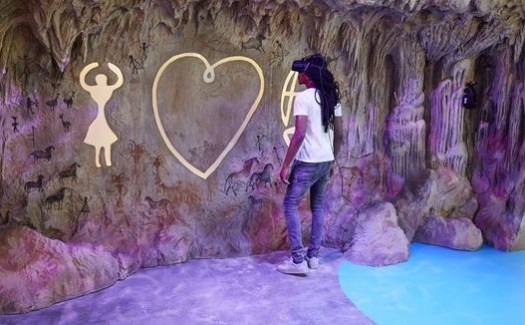 Love: From Cave To Keyboard Pepsimoji Virtual Reality Oculus Experience