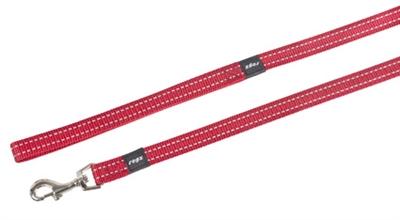 Rogz for dogs snake lijn rood