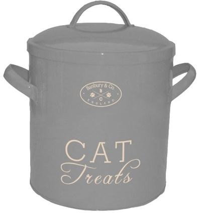Banbury & co voorraadpot kat tin
