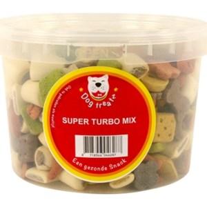 Dog treatz super turbo mix