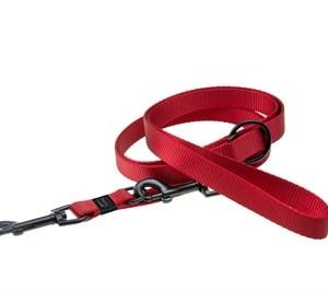 Karlie hondenriem multipurpose track sportief plus rood