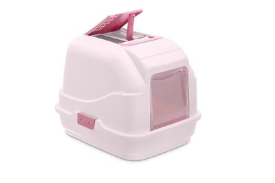 Imac kattenbak easy cat roze