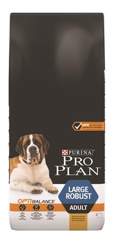 Pro plan dog adult large breed robuust kip