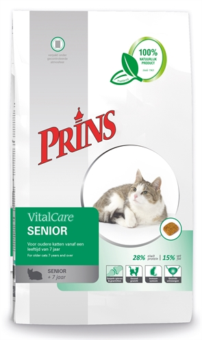 Prins cat vital care senior