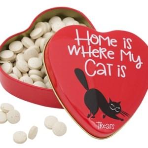 Sanal hartenblik home is where my cat is gistsnoepjes