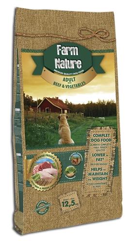 Farm nature beef / vegetables