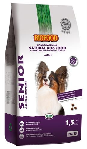 Biofood senior small breed