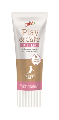 Prins play&care cat kitten