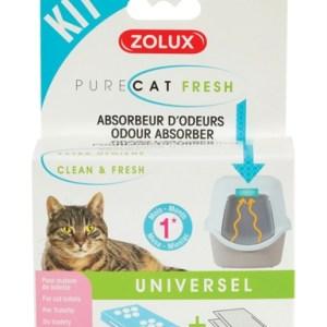 Zolux purecat fresh kattenbak filters