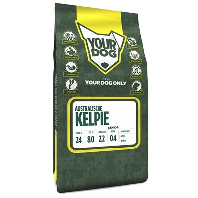 Yourdog australische kelpie senior