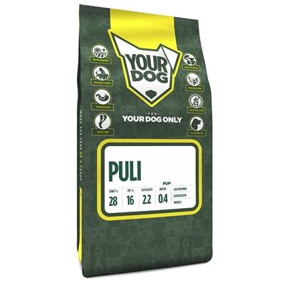 Yourdog puli pup