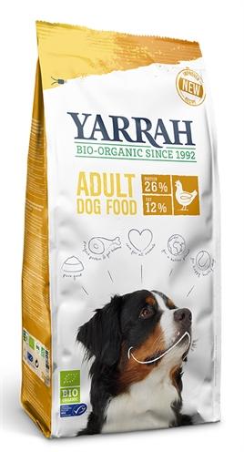 Yarrah dog 100% biologische brok kip