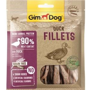 Gimdog duck fillets with green tea