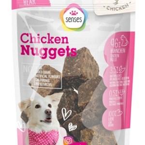 Gimdog senses pure chicken nuggets