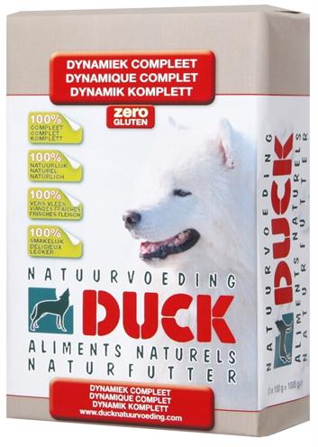 Duck complete dynamic zero gluten breeder