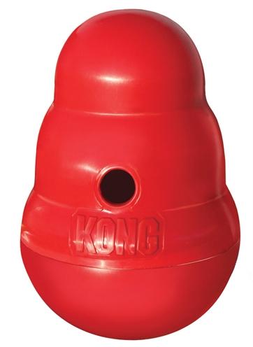 Kong wobbler rood