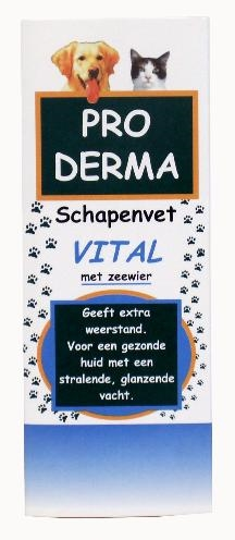 Proderma schapenvet vital/zeewier