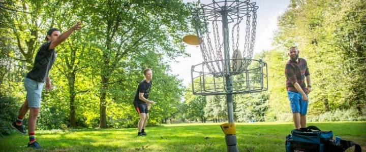 Discgolf in Zuiderburen?