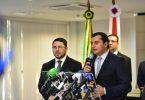 Wilson Lima e Carlos Almeida Filho