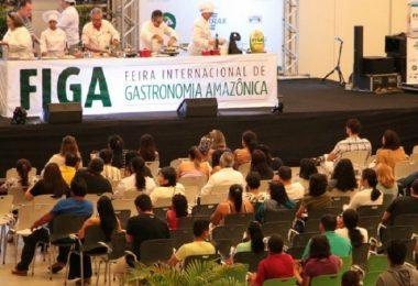 Feira Internacional de Gastronomia do Amazonas