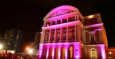 Teatro Amazonas | Outubro Rosa