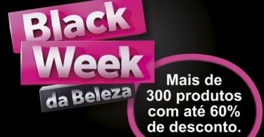 O Boticário Black Week