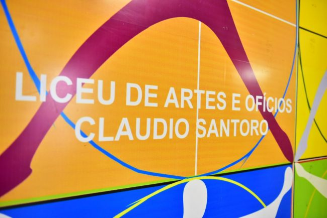 Liceu de Artes e Ofícios Claudio Santoro