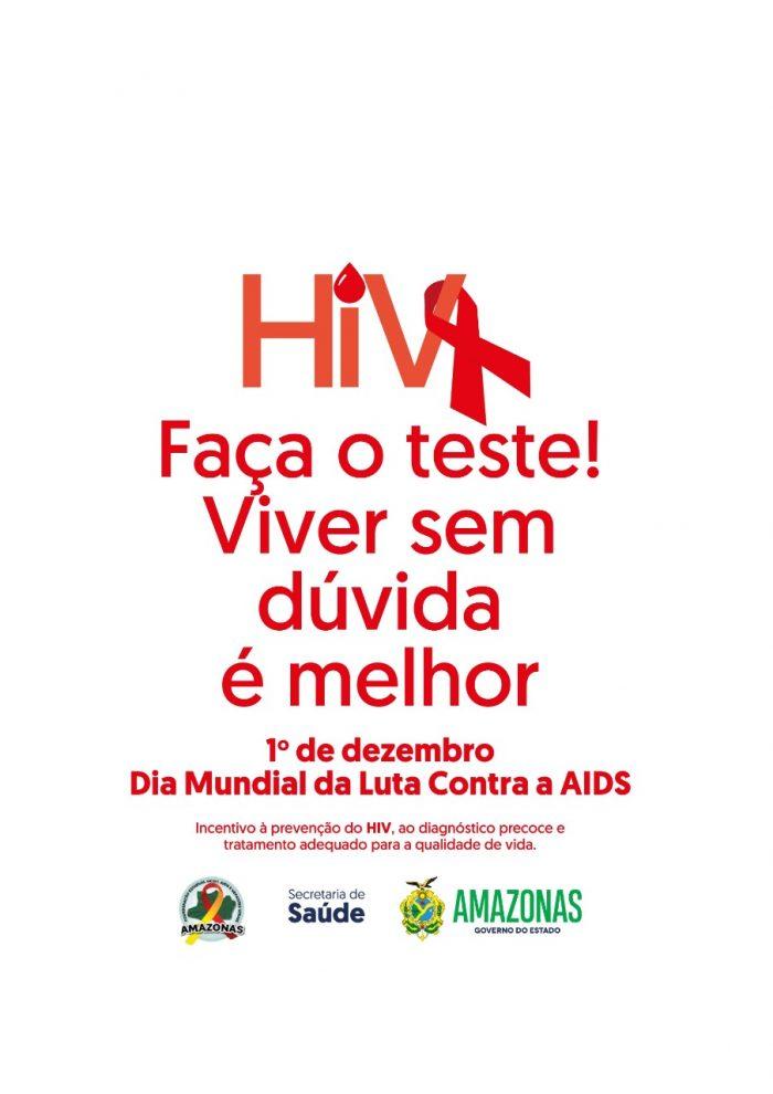 Campanha Dia Mundial de Luta contra a Aids