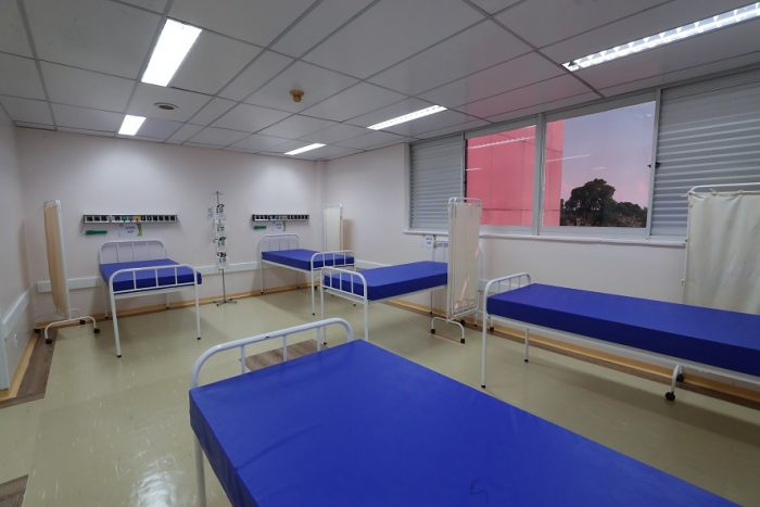 Hospital e Pronto Socorro João Lúcio Machado