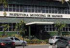 Sede Prefeitura de Manaus | Foto: SEMCOM