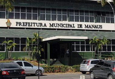 sede Prefeitura de Manaus