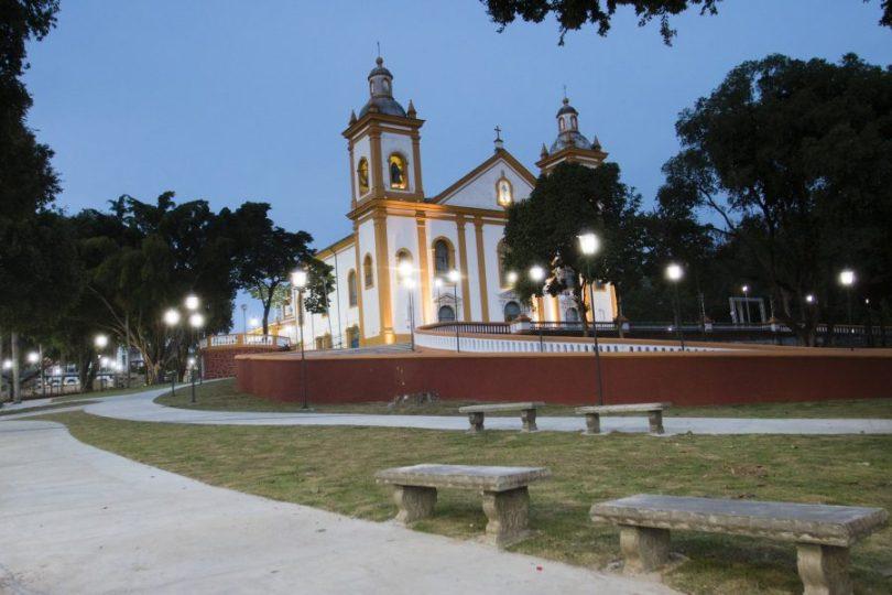 Centro Histórico de Manaus - Igreja da matriz