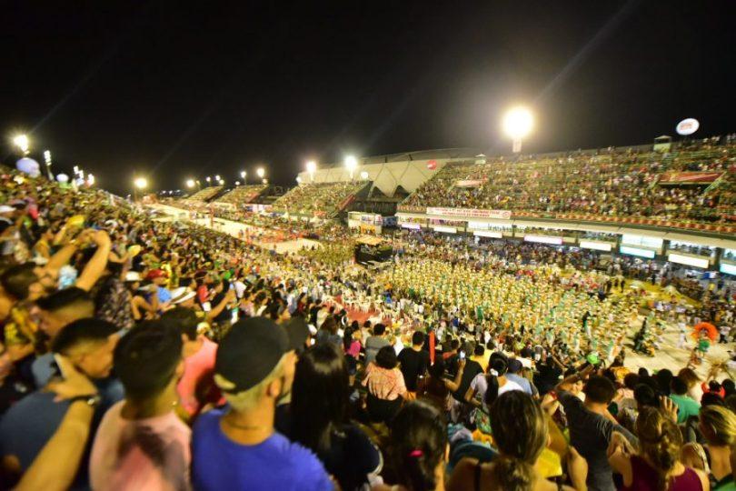 Carnaval do Amazonas 2020.