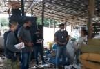 Policiais Civis de Roraima | PCRR - EMPRESAS DE RECICLAGEM | Foto: Polícia Civil