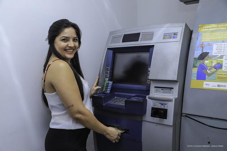 13º salário - Boa Vista | Foto: SEMUC