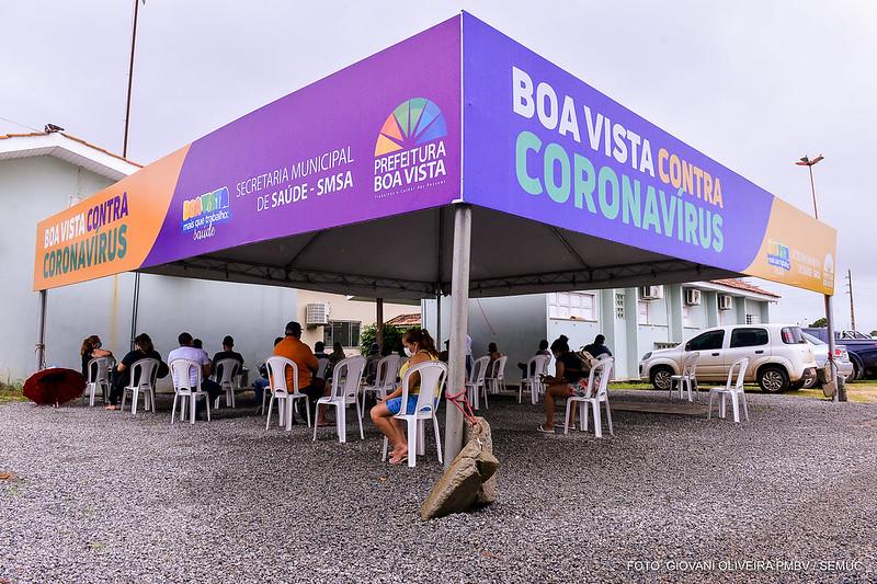 UBS's de Boa Vista