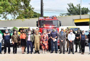 Governo do Estado lança Operação Curuquetê 2 para combater desmatamento ilegal e queimadas no Amazonas | Foto: Rell Santos