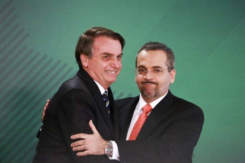 Bolsonaro Weintraub