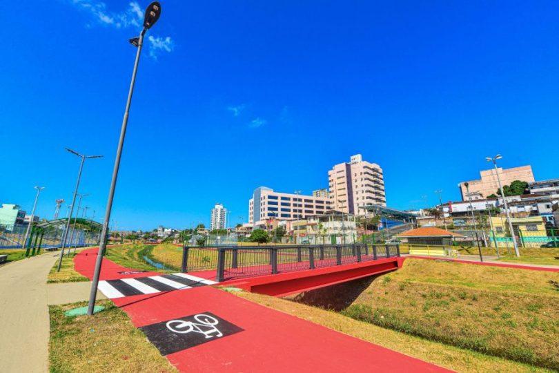 Parque Urbano Desembargador Paulo Jacob | FOTO Diego Peres